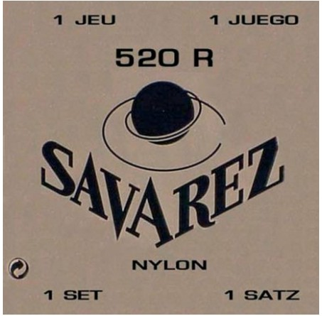 Savarez Carton rouge Tension forte