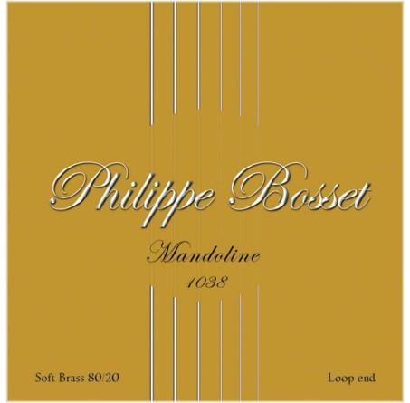 Ph. Bosset Cordes mandoline 10-38