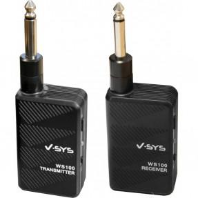 V-SYS Câble guitare sans fil